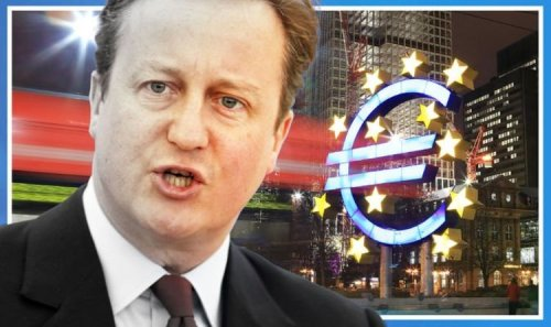 EU and UK 'neared terminal rupture' five years before Brexit vote after eurozone clash
