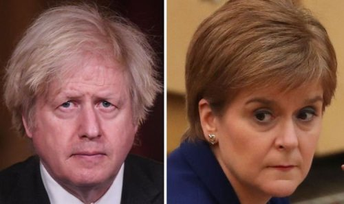 Stop Sturgeon! Boris urged to defeat SNP independence bid through new ministerial role
