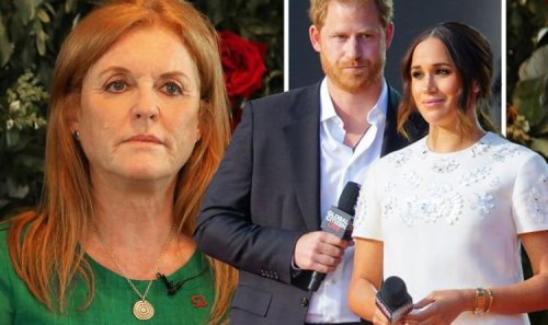 Fergie's urgent warning to Meghan and Harry would be not to repeat US 'mistakes'