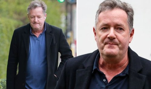 Piers Morgan suffering 'shocking fatigue' 18 days after contracting Covid Delta virus