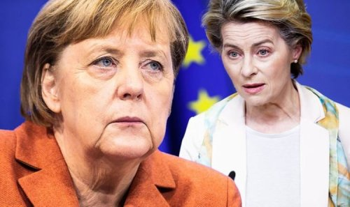 Europe in limbo: German election deadlock means 'fraught' coalition may follow Merkel