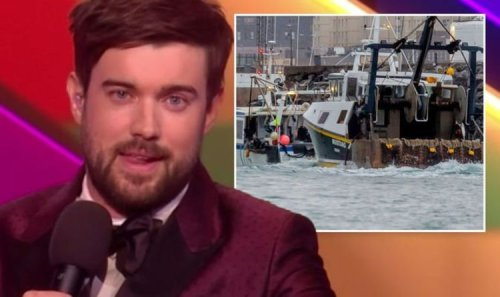 'Attacked by angry French fisherman' Post-Brexit protests mocked by BRITs' Jack Whitehall