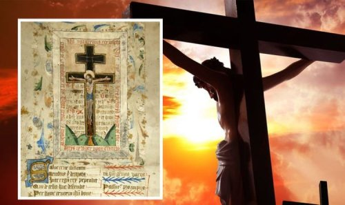 Bible secrets found in 'magnificent' 500-year-old prayer roll 'directly' linked to Jesus