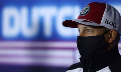 Kimi Raikkonen confirms F1 return in typical blunt style after Covid bout