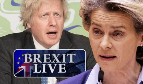 Brexit LIVE: Just wait! UK and EU on collision course for DISASTER as deal 'killing trust'