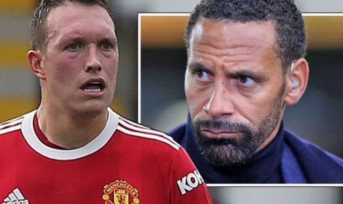 Man Utd's Phil Jones furiously hits back at Rio Ferdinand's stinging criticism of him