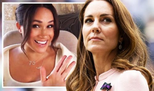 Meghan Markle accused of claiming to be 'pro-women' but attacking voiceless Kate