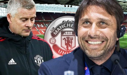 Antonio Conte 'ready to talk' with Man Utd board about replacing Ole Gunnar Solskjaer