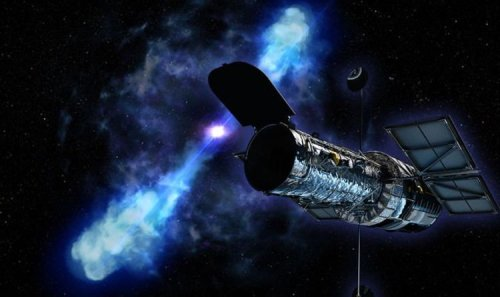 NASA news: Hubble detected flash so bright scientists struggled to explain it - 'Amazing'