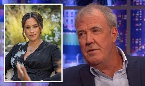 Jeremy Clarkson mocked Meghan Markle for 'imagining fairytale castles and riding unicorns'