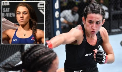 UFC Fight Night: Marina Rodriguez calls out Joanna Jedrzejczyk after Michelle Waterson win