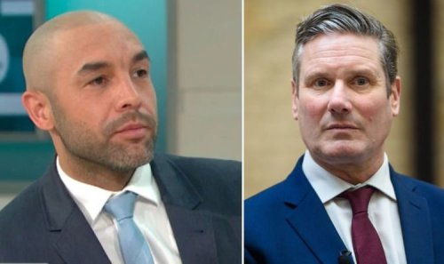 'Slip of the tongue' Alex Beresford speaks out after Keir Starmer blunder on GMB