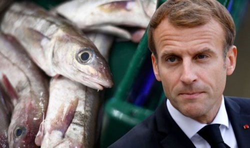 Brexit fishing war backfires on Macron as 'moody' French fishermen erupt at 'timid' leader
