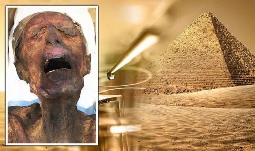 Egypt's Curse of Pharaohs exposed: How DNA test on 'screaming mummy' found shocking truth