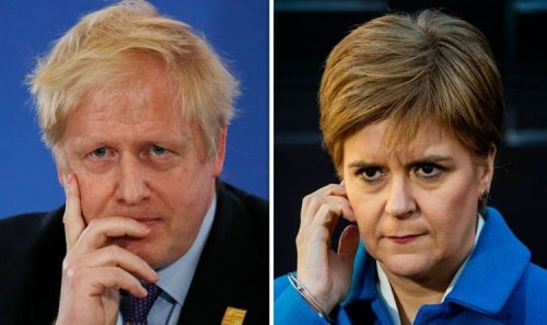 Boris Johnson looked at Quebec-style Clarity Act to destroy Scottish separatism forever
