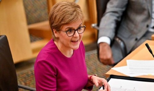 Nicola Sturgeon accused of using Covid at 'every turn' as smokescreen for SNP failures
