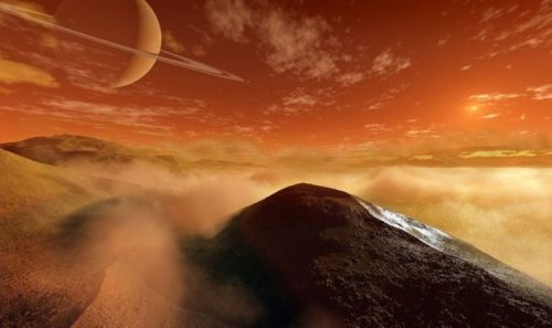 NASA discovers 'weird' molecule in atmosphere of Titan - potential life building block
