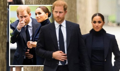 Royal Family LIVE: 'What was it for?' Meghan and Harry face US backlash over NY 'photo-op'
