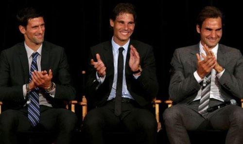 Roger Federer, Novak Djokovic and Rafael Nadal GOAT verdict given by Dominic Thiem's coach
