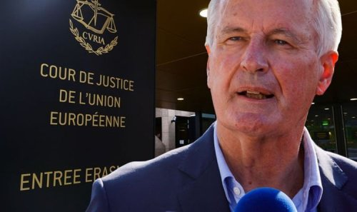 France must take back control! Barnier demands legal sovereignty from EU in Frexit move