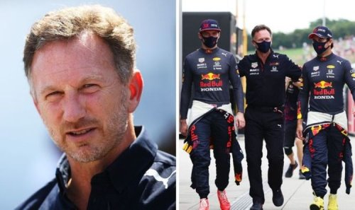 Christian Horner frustrated after 'brutal' Mercedes crashes with engine penalties looming
