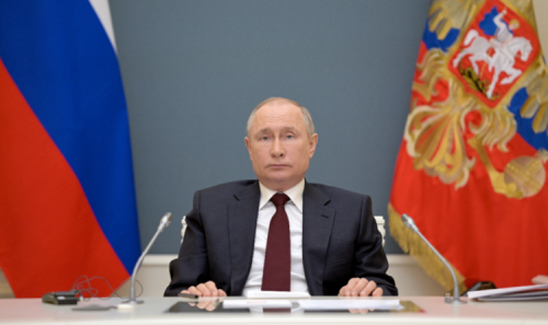 'Be grateful to Russia' Putin sparks war fears with proposed veto on Ukraine sovereignty