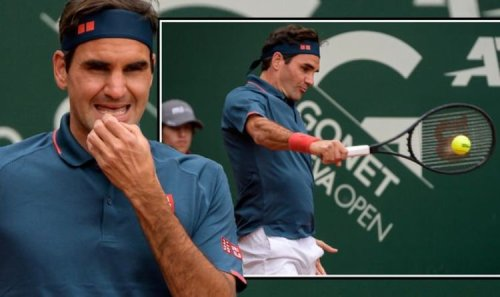 Roger Federer crashes out of Geneva Open after defeat to Pablo Andujar