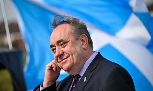Alex Salmond rips into BBC bias as reason for his election washout 'It's a key point!'