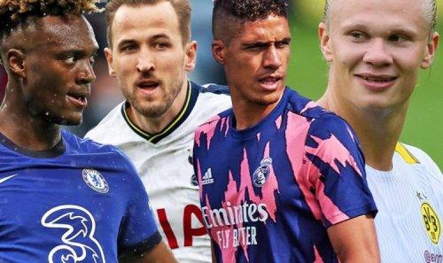 Transfer news LIVE: Chelsea's Kounde agreement, Arsenal make Martinez move, Man Utd Varane
