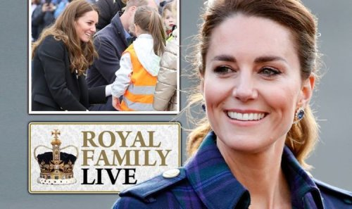 Royal Family LIVE: 10 years in making! Kate sends royal fans wild as she teases new plans