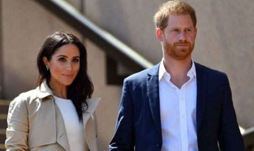 Meghan Markle could be sending 'coded message' about Prince Harry in new book