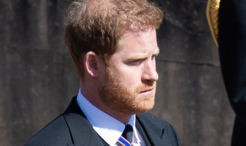 Prince Harry vows to honour Prince Philip's legacy as he issues powerful Earth Day plea