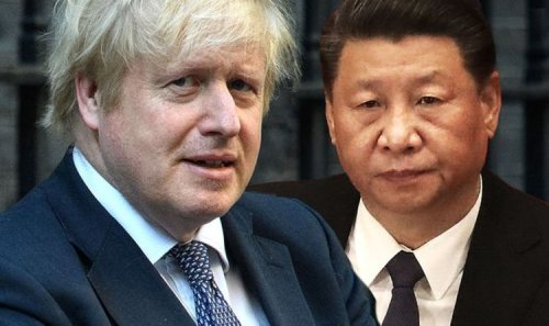 China crackdown: Boris concocts perfect revenge for China's threat over Hong Kong citizens
