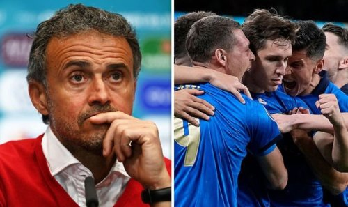 Luis Enrique snubs England ahead of final: 'If Italy win, I will cheer for them!'