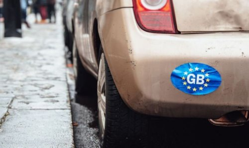 Drivers slam incoming number plate changes over UK sticker – 'Ban Euro plates in return'