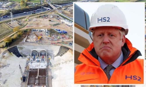 High Speed Rail 2 section CANCELLED as costs spiral out of control
