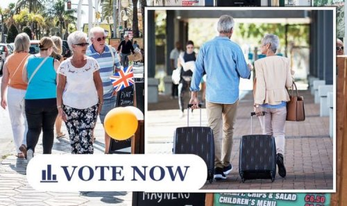 Brexit POLL: Are British expats being treated badly after leaving the EU?