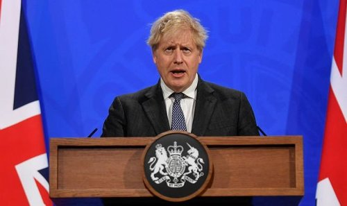 Boris Johnson announcement time: What time is the Prime Minister speaking today?