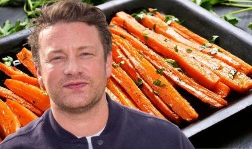 Jamie Oliver shares 'beautifully' glazed carrots recipe - 'perfect' for any roast dinner