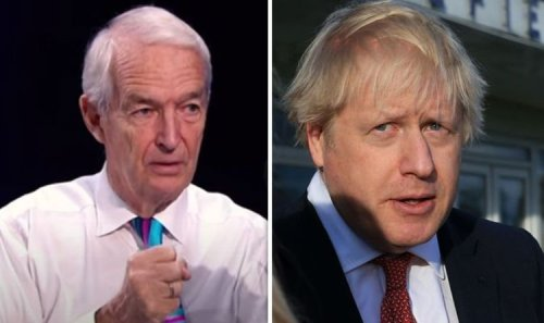 Channel 4's fury with Jon Snow after news anchor's 'f*** the Tories' outburst