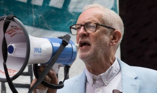 Corbyn humiliated as former Labour leader savaged by public opinion - worse than Brown