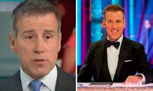 'It'll end the whole show!' Anton du Beke issues Covid warning amid show vaccine chaos