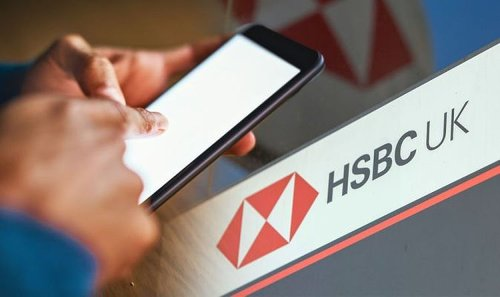 'Definitely a scam' HSBC issues urgent warning as criminals try to get bank details