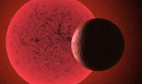Astronomers detect a nearby 'Super-Earth' planet - but you wouldn't want to live there