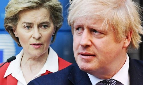 Brexit POLL: Should Boris Johnson deploy 'nuclear option' and spark rift with EU? VOTE