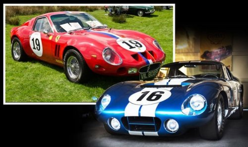 Classic car valuations continue to rise with some models now worth a 'sizeable fortune'