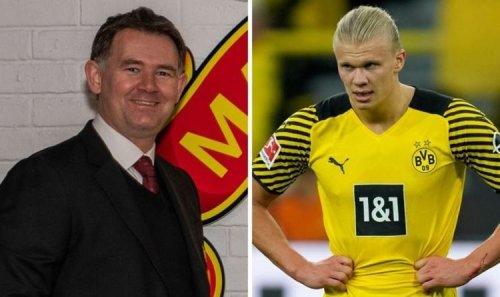 Man Utd have new route to Erling Haaland transfer if John Murtough follows through