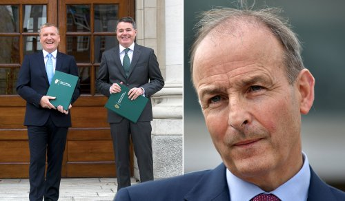 Micheal Martin Admits To Shortcomings In Budget 2022