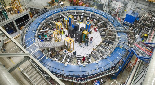 Fermilab Experiment Hints at New Fundamental Force of Nature - ExtremeTech
