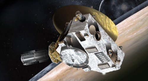 New Horizons Reaches Deep-Space Milestone, Snaps Photo - ExtremeTech